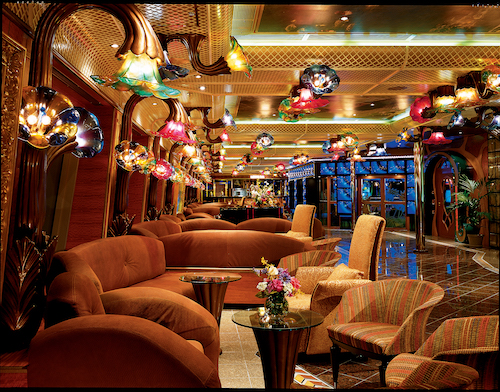 bar lounge carnival conquest
