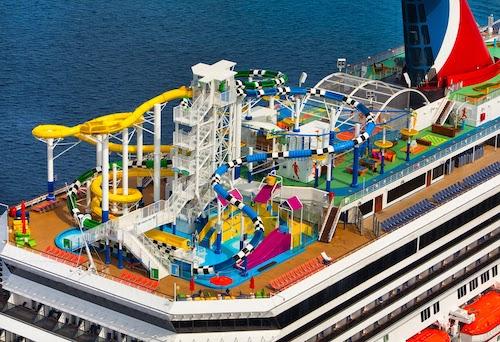 aquapark carnival sunshine