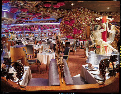 restaurant carnival miracle