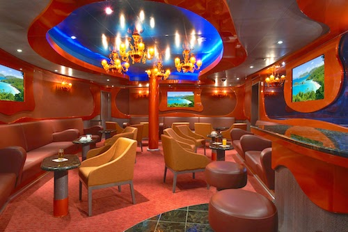 Bar lounge Carnival Magic