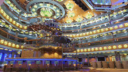 atrium carnival magic