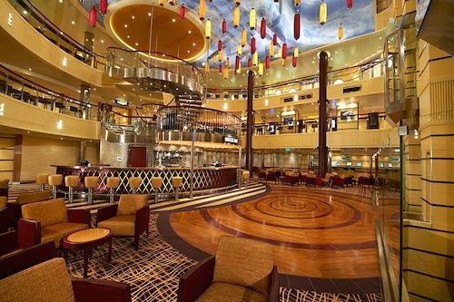 atrium carnival breeze