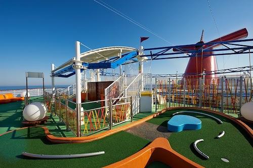 pont des aménagements sportifs carnival breeze