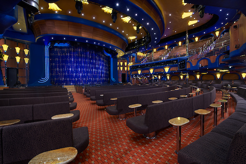 theatre carnival breeze