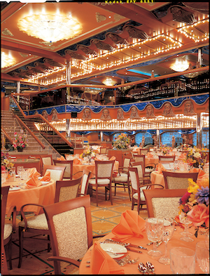 restaurant carnival victory