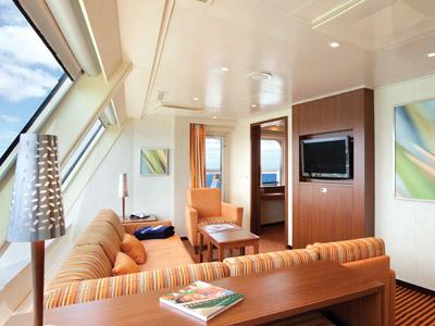 cabine suite carnival valor