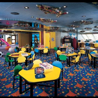 club enfant carnival