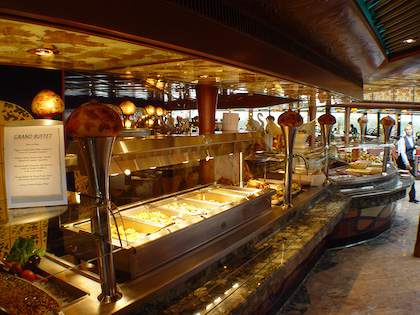 restaurant buffet carnival liberty