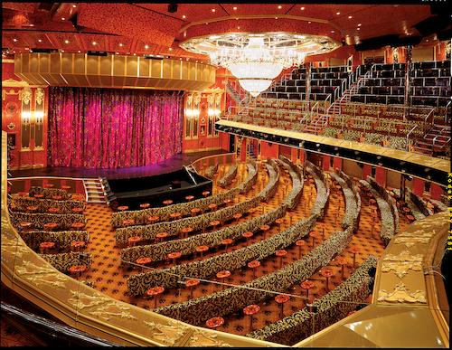 theatre carnival glory