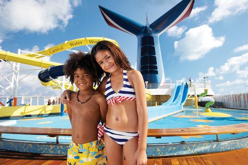 aquapark toboggan carnival glory