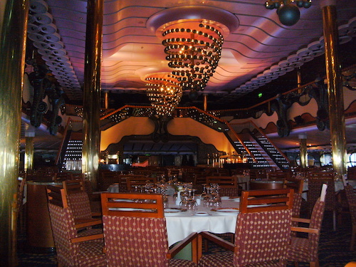 restaurant carnival glory