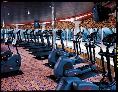 salle de fitness carnival legend