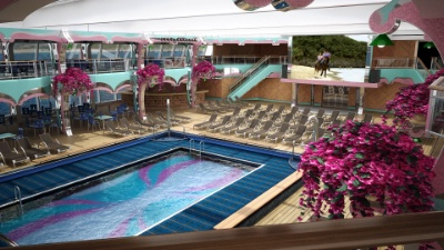 piscine cinema carnival splendor