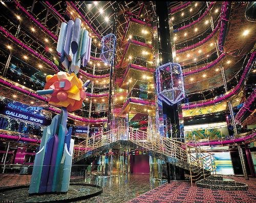atrium carnival sensation
