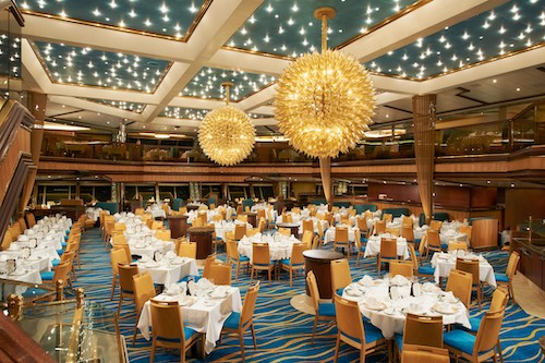 restaurant carnival sunrise