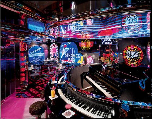 piano bar carnival ecstasy