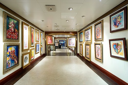 gallerie d'art carnival fascination