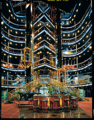 atrium carnival fascination