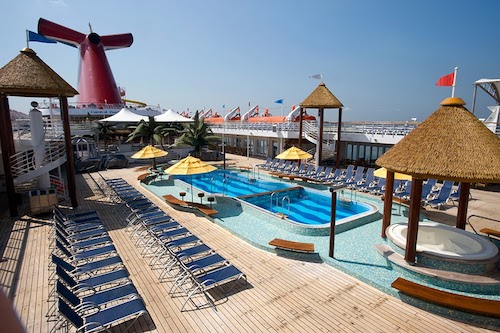 piscine carnival fascination