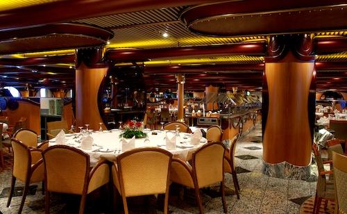 restaurant carnival paradise