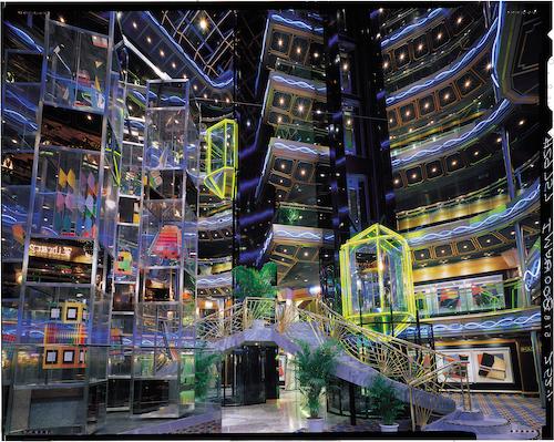 atrium carnival imagination