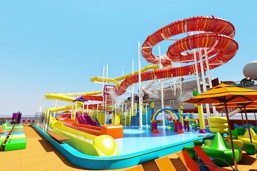 parc aquatique Carnival vista