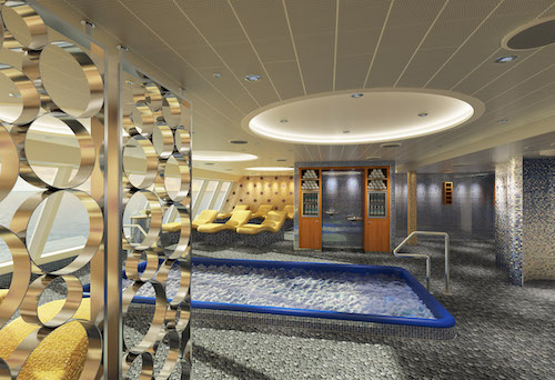 spa carnival horizon
