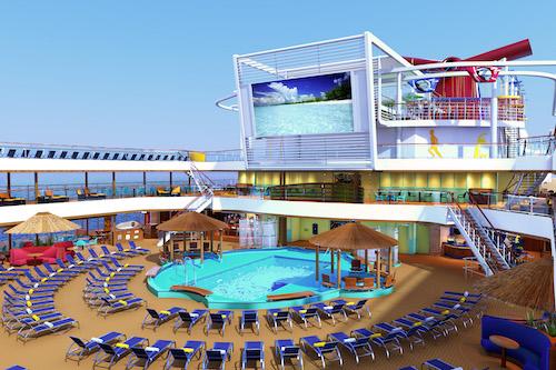 piscine cinéma carnival horizon
