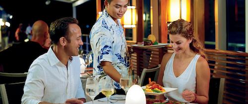 restaurant Paul Gauguin