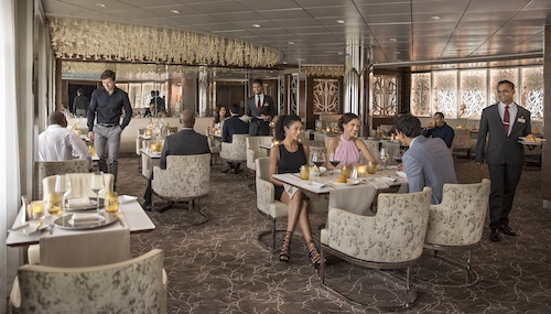 restaurant celebrity eclipse