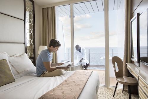 cabine suite celebrity silhouette