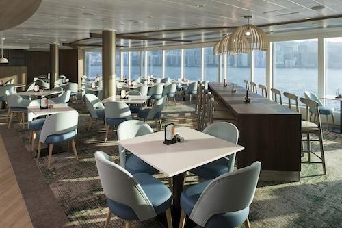ocean view café celebrity millenium