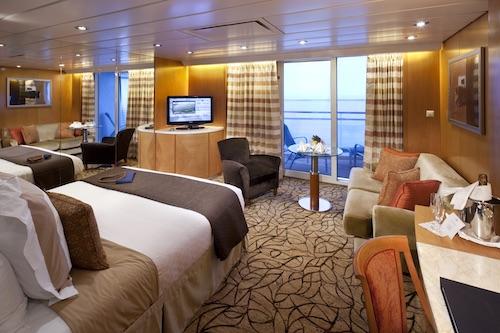 cabine suite celebrity constellation