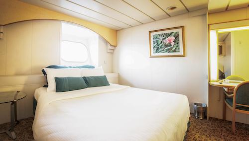 cabine extérieure sovereign
