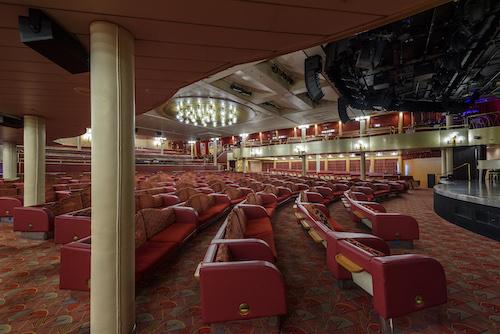 théâtre Pullmantur sovereign