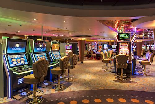 casino Pullmantur sovereign