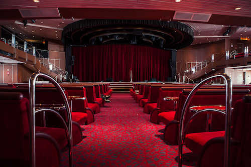 theatre Pullmantur horizon