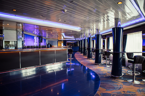 bar horizon Pullmantur