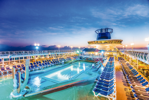 piscine monarch Pullmantur