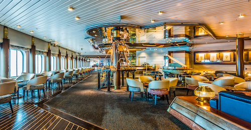 bar fragata monarch Pullmantur
