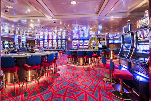 casino zenith pullmantur