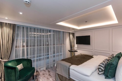 cabine suite crystal bach