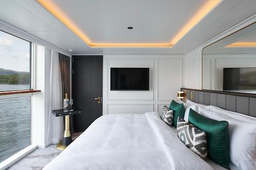 cabine suite crystal cruises