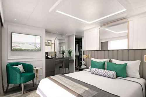 cabine suite crystal ravel