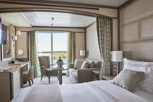 cabine suite silver shadow
