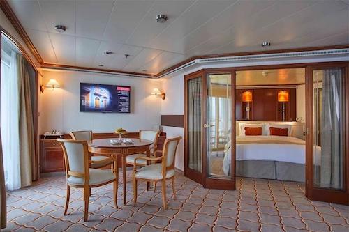 cabine suite silver whisper