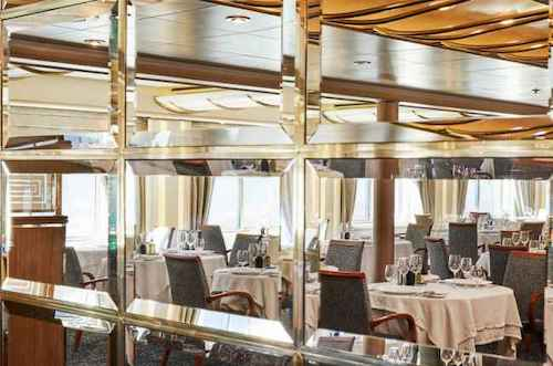 restaurant silver cloud expedition