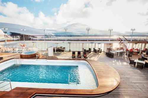 piscine silver cloud expedition