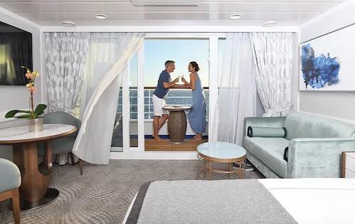 suite Penthouse regatta