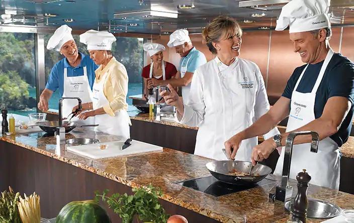 atelier cuisine Riviera